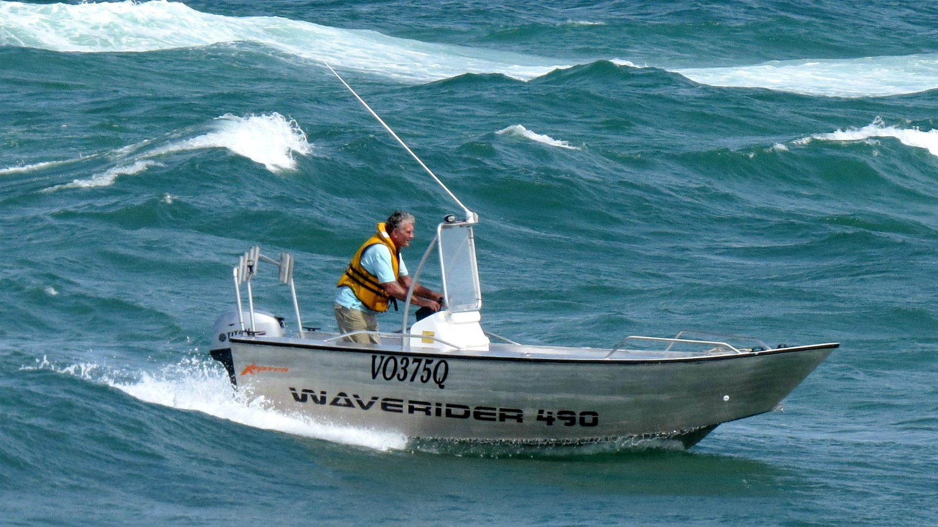 1 waverider first