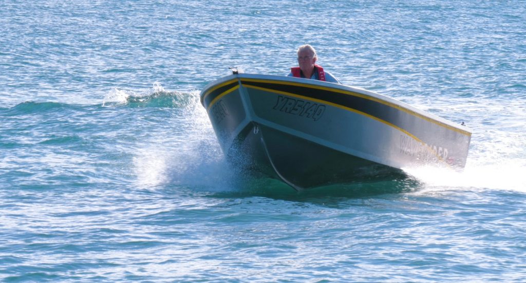 Waverider 450