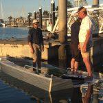 Level flotation flood test
