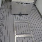 U-Deck rubber matting